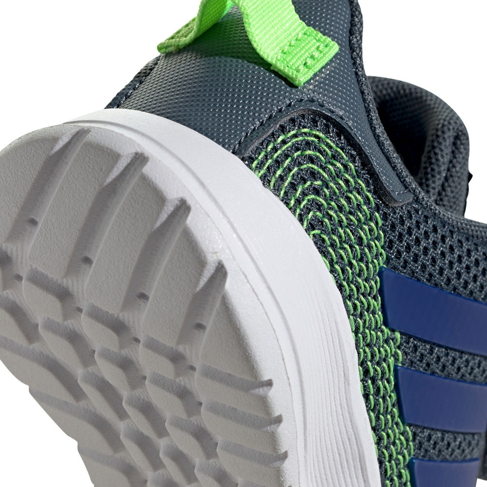 ADIDAS | INFANT TENSAUR RUN BLUE/GREEN