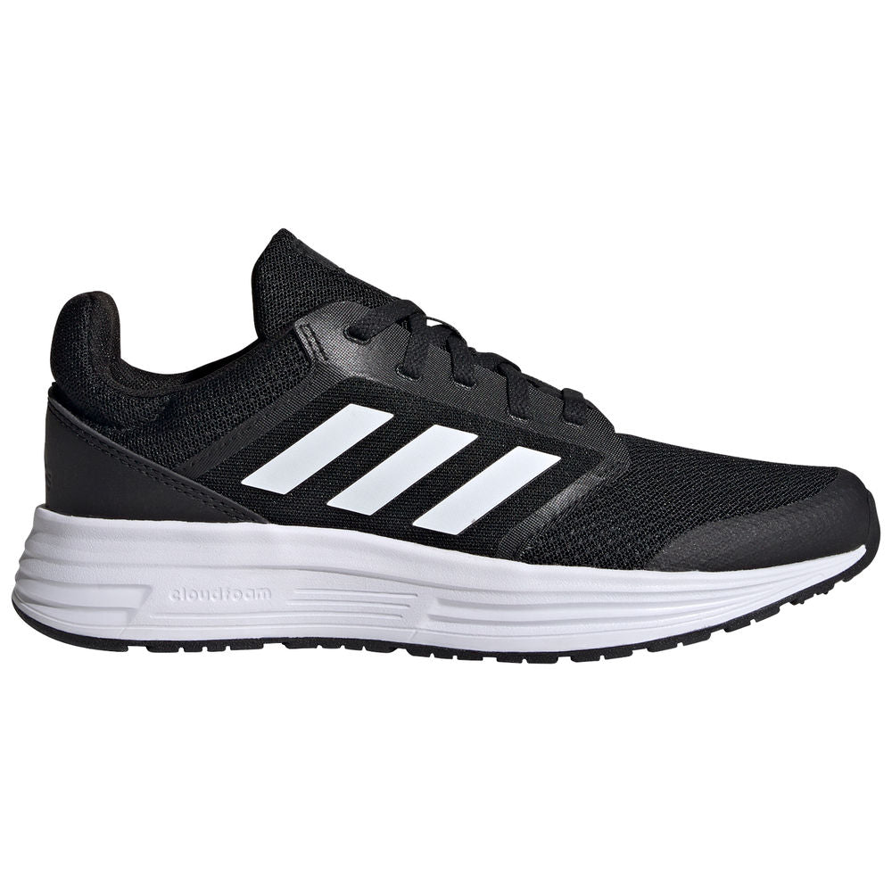 ADIDAS | WOMENS GALAXY 5 BLACK/WHITE