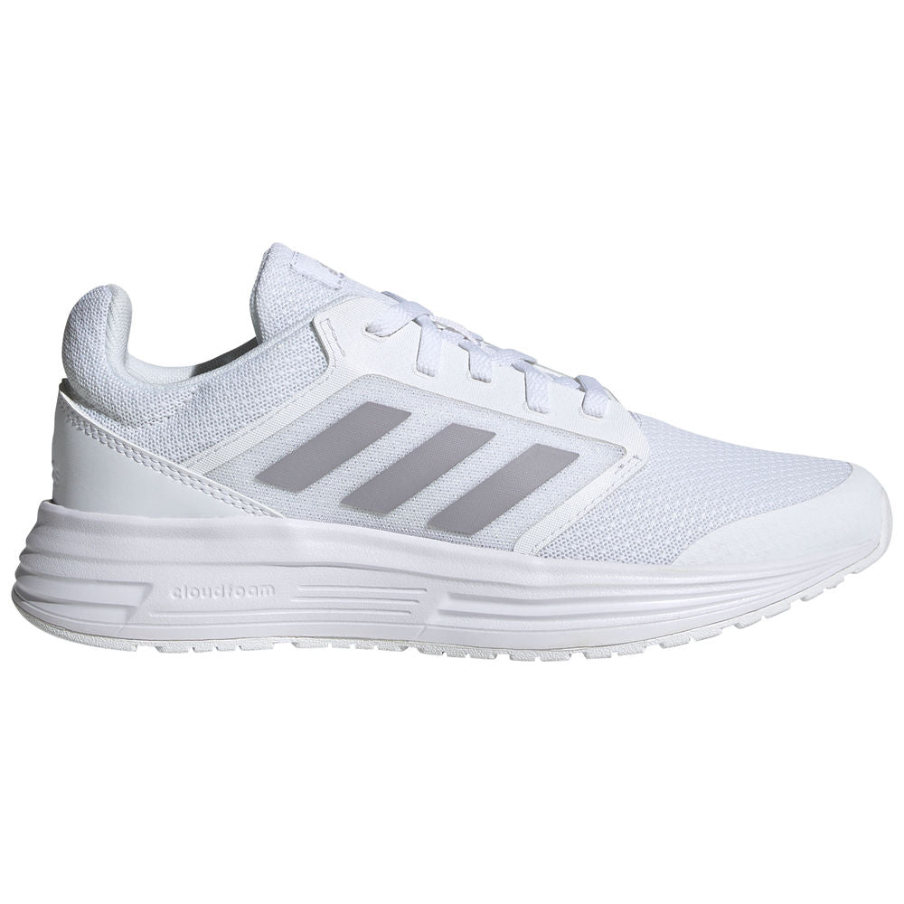 ADIDAS | WOMENS GALAXY 5 WHITE/GREY