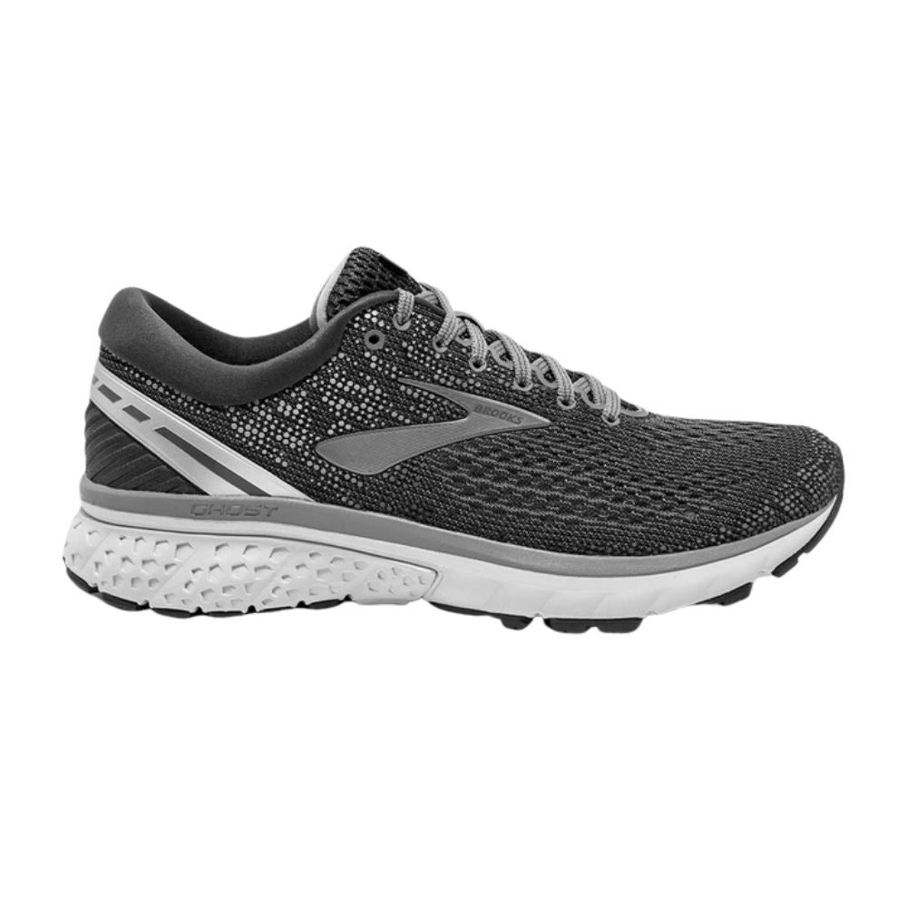 BROOKS | MENS GHOST 11 (GREY/SILVER)