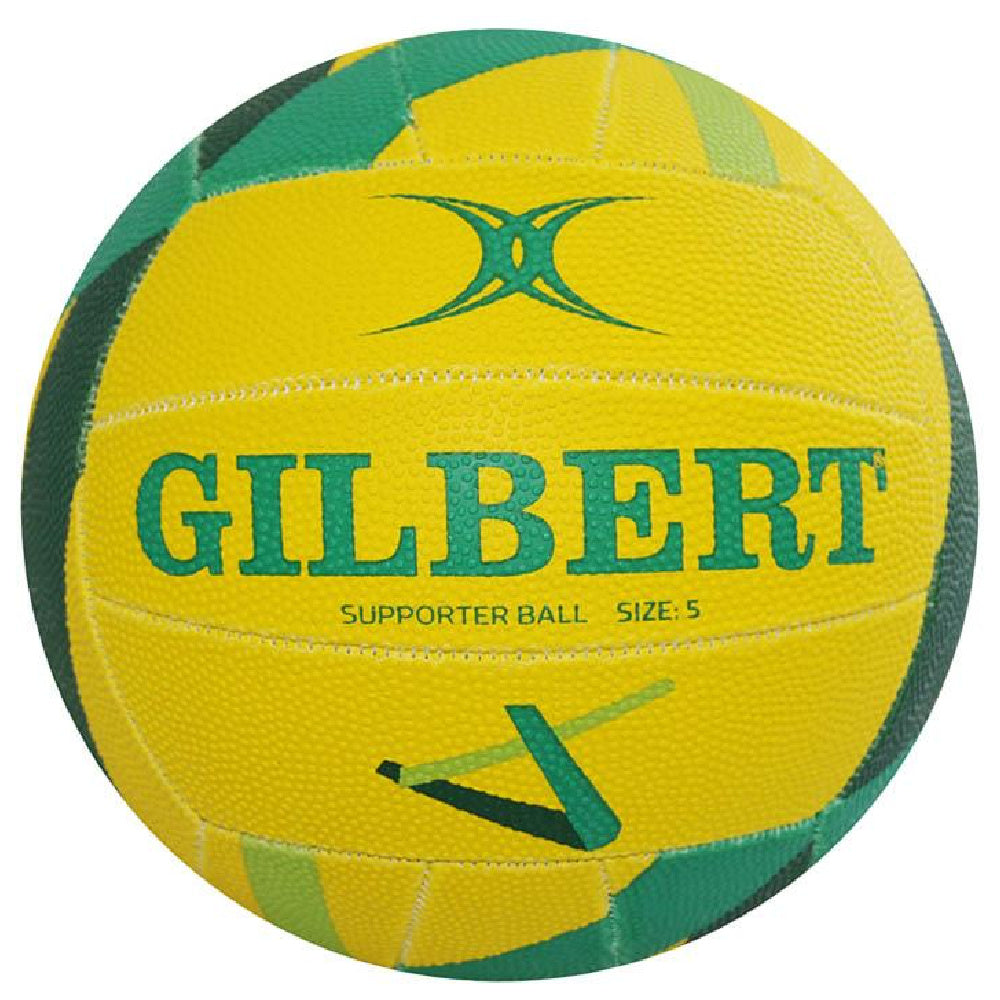 GILBERT | DIAMONDS SUPPORTER NETBALL SZ 5