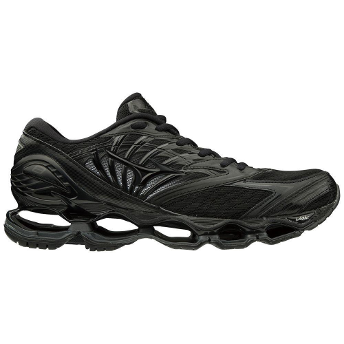 MIZUNO | MENS WAVE PROPHECY 8 BLACK GREY