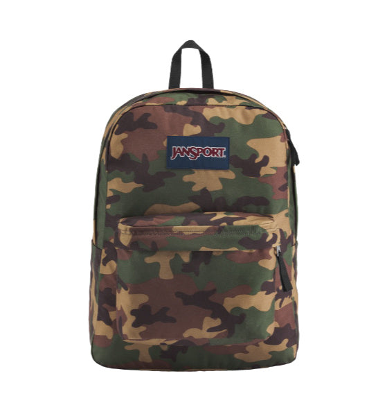 JANSPORT | SUPERBREAK 25L (SURPLUS CAMO)