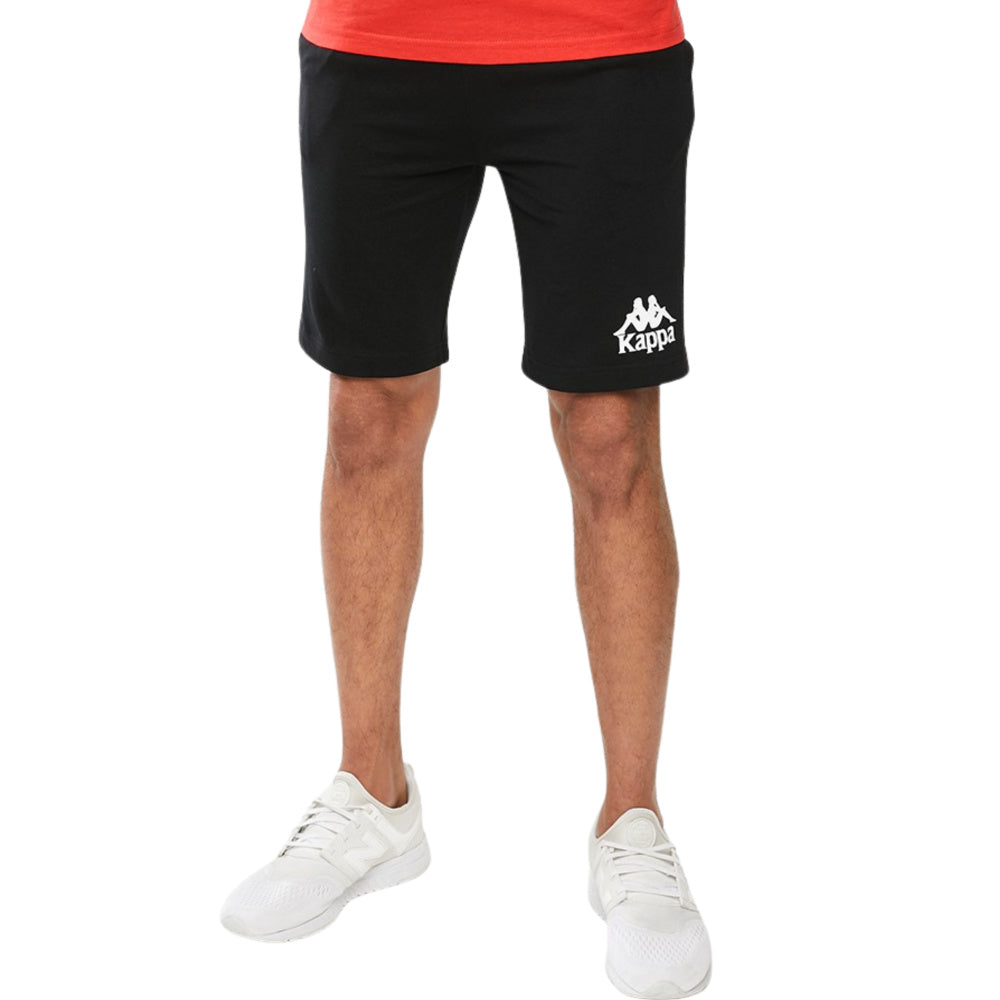 KAPPA | MENS AUTHENTIC RESH SHORTS (BLACK)
