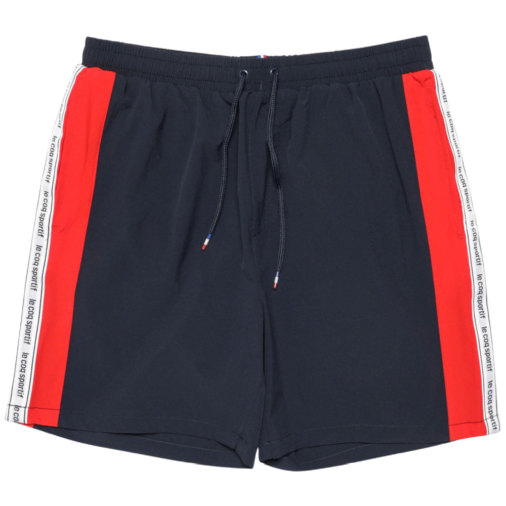 LE COQ SPORTIF | MENS SPONSOR SHORT DRESS BLUE