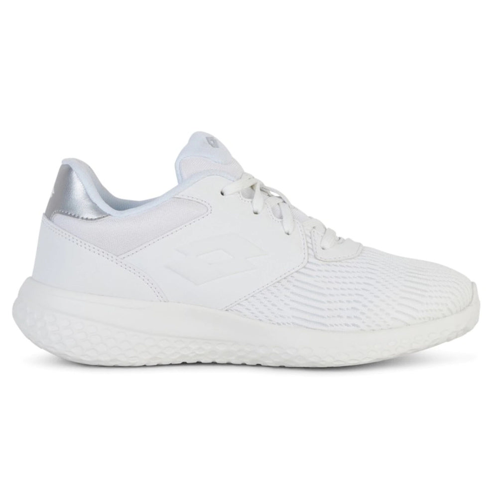 LOTTO | WOMENS EVOLIGHT III W WHITE/SILVER