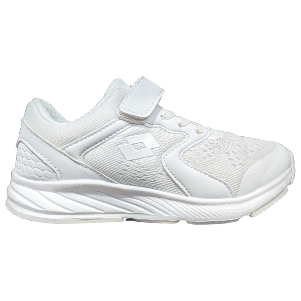 LOTTO | KIDS ESAT V-TRAINER WHITE