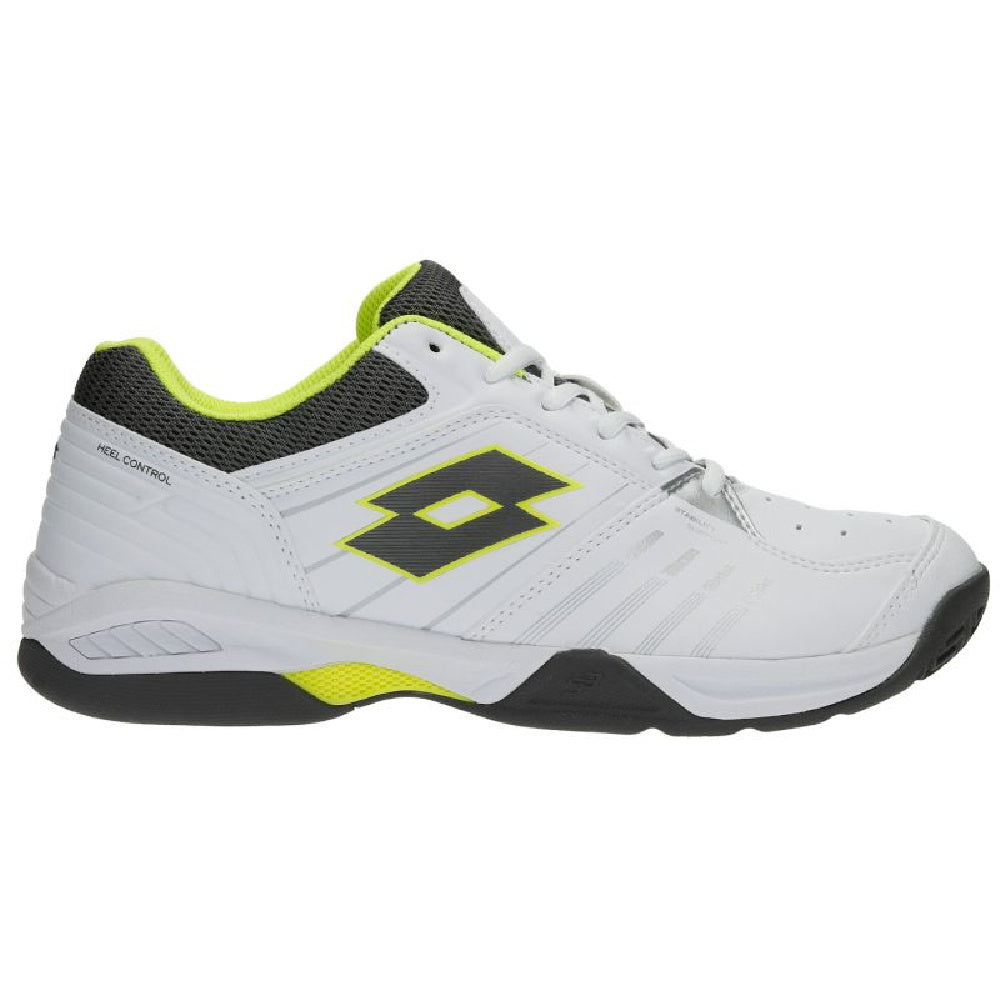 LOTTO | MENS T-TOUR 600 X (WHITE/YELLOW SAF)