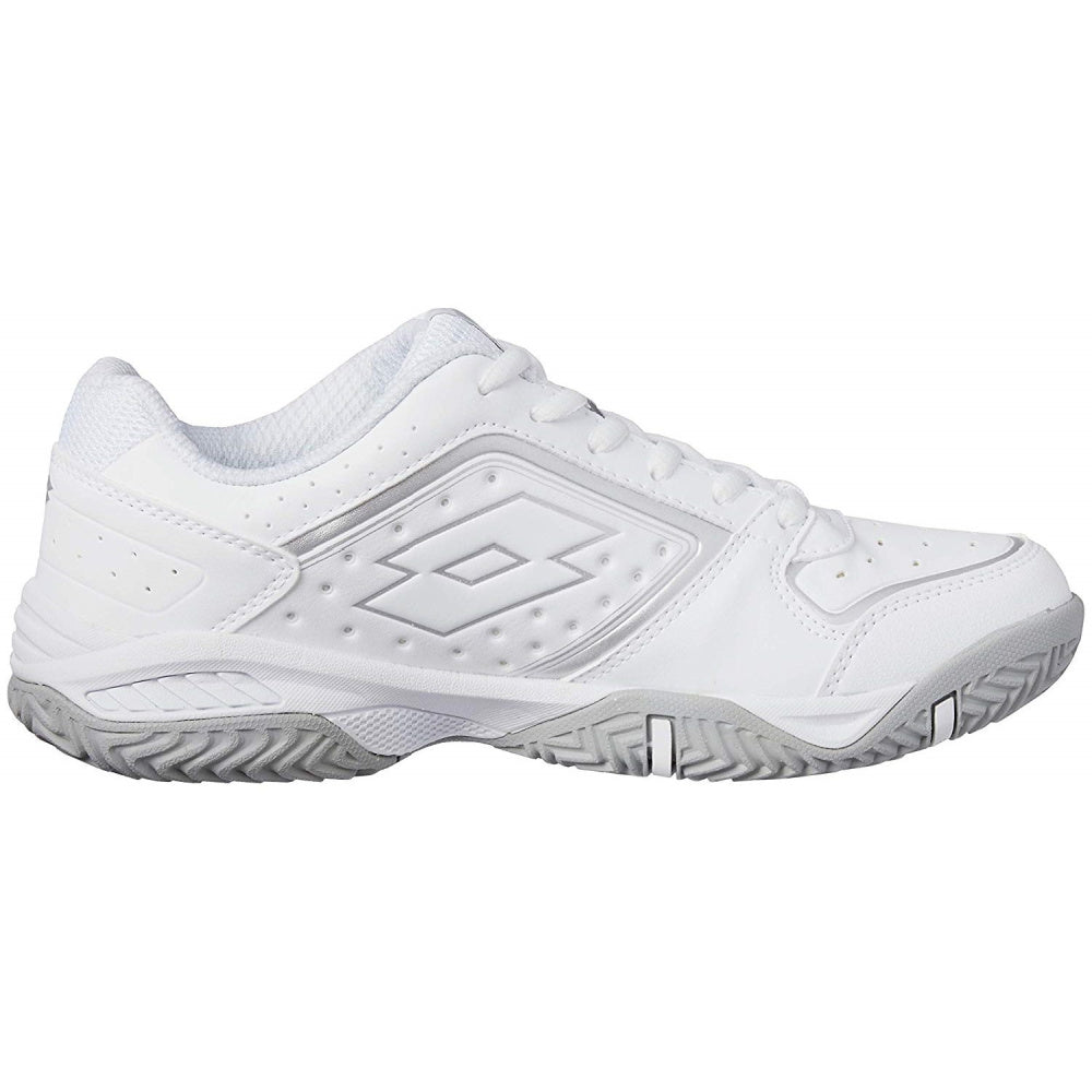 LOTTO | WOMENS T-TOUR IX 600 W WHITE/SILVER