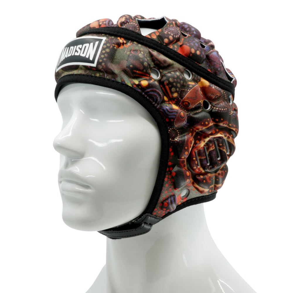 MADISON | INDIGENOUS HEADGUARD - BOYS SIZE