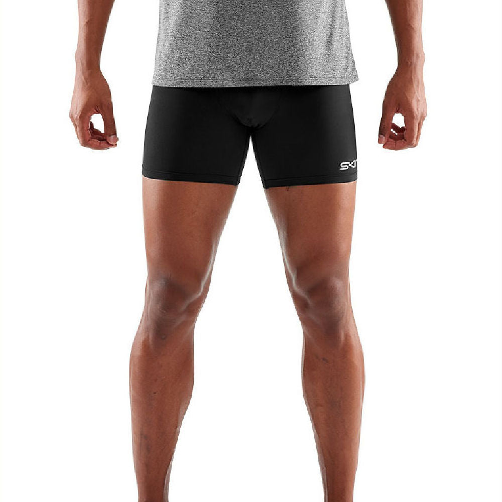 SKINS | MENS DNAMIC FORCE SHORTS BLACK