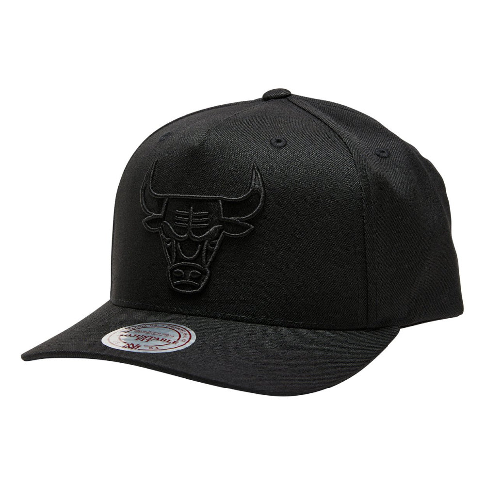 MITCHELL & NESS | MENS CHICAGO BULLS 110 SNAPBACK BLACK