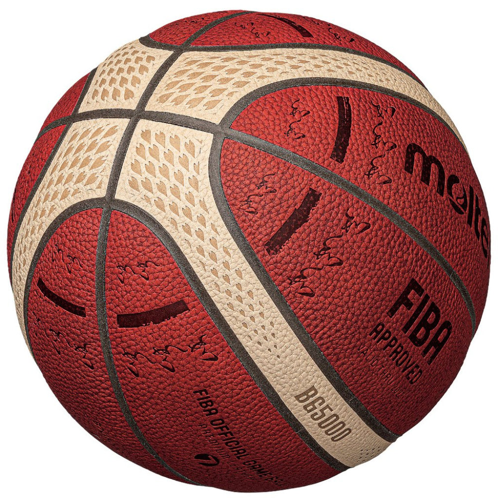 MOLTEN | BG5000 SERIES BASKETBALL FIBA SPECIAL EDITION GAME BALL
