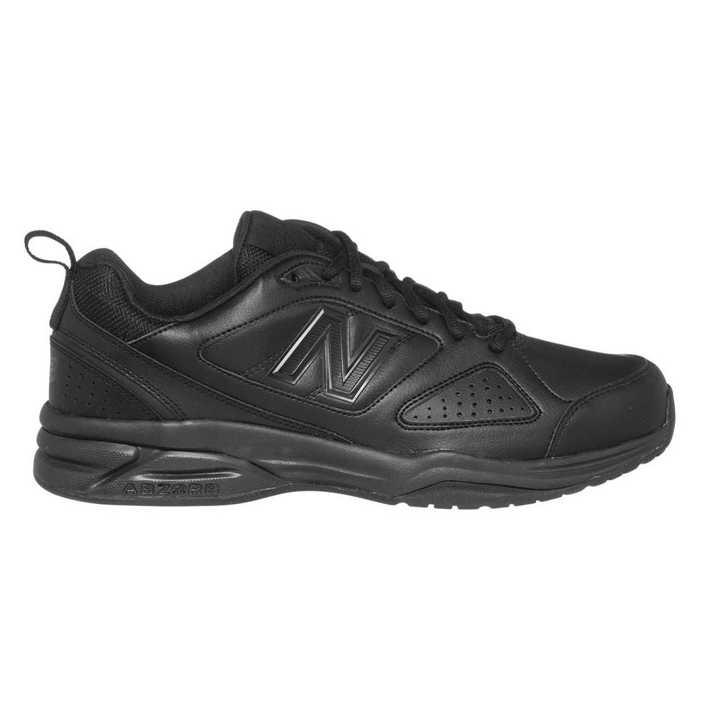 NEW BALANCE | MENS MX624AB4 2E (BLACK)