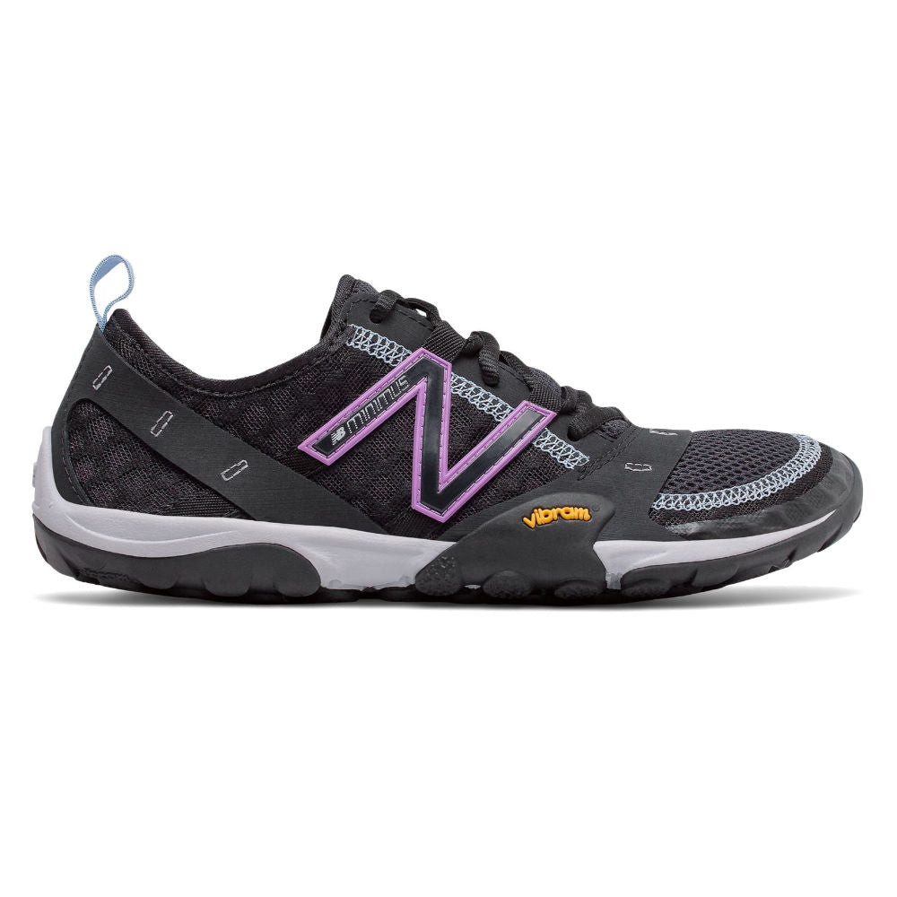NEW BALANCE | WOMENS MINIMUS TRAIL 10 BLACK