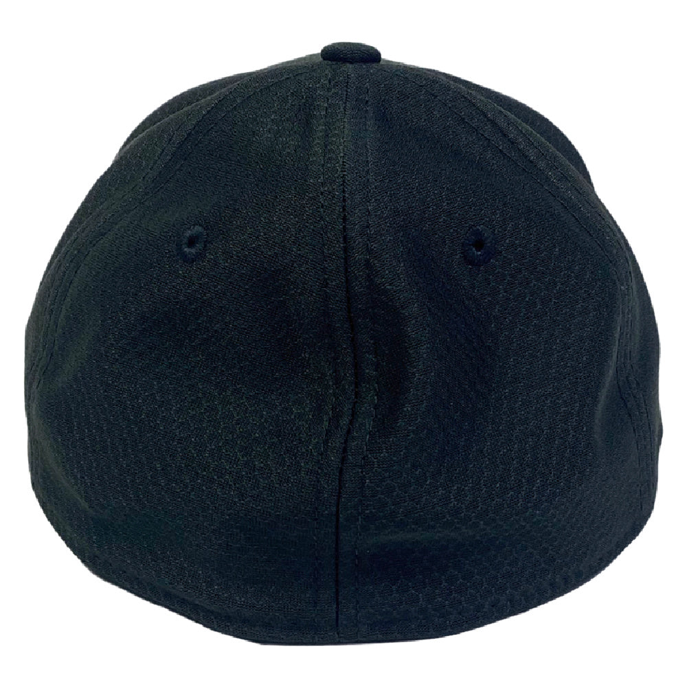 NEW ERA | MENS 39THIRTY STRETCH FIT CHICAGO BULLS BLACK HEX