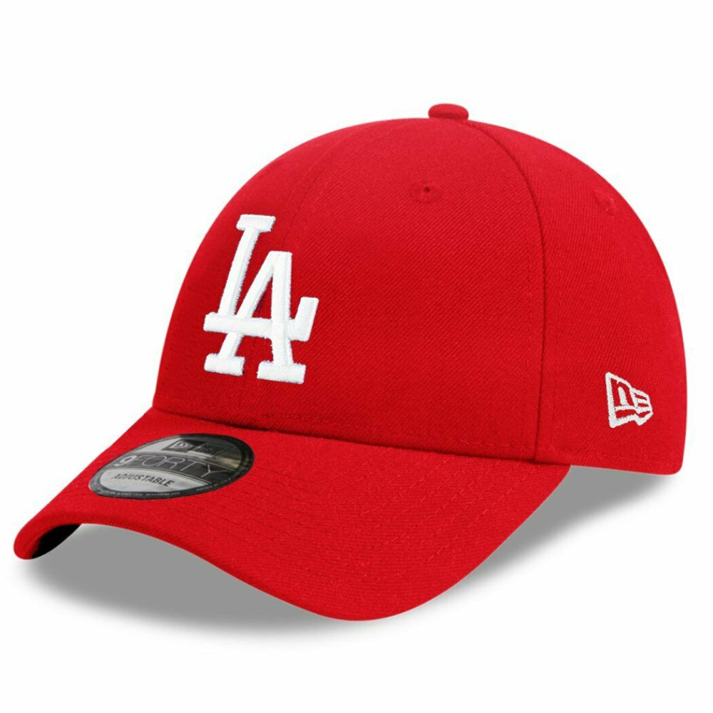 NEW ERA | MENS 9FORTY ADJUSTABLE LA DODGERS RED