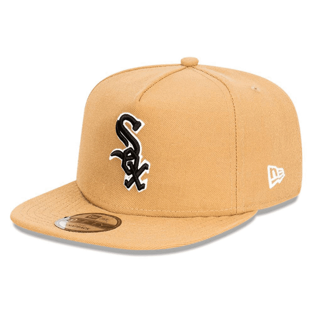 NEW ERA | MENS 9FIFTY CHICAGO SNAPBACK KHAKI