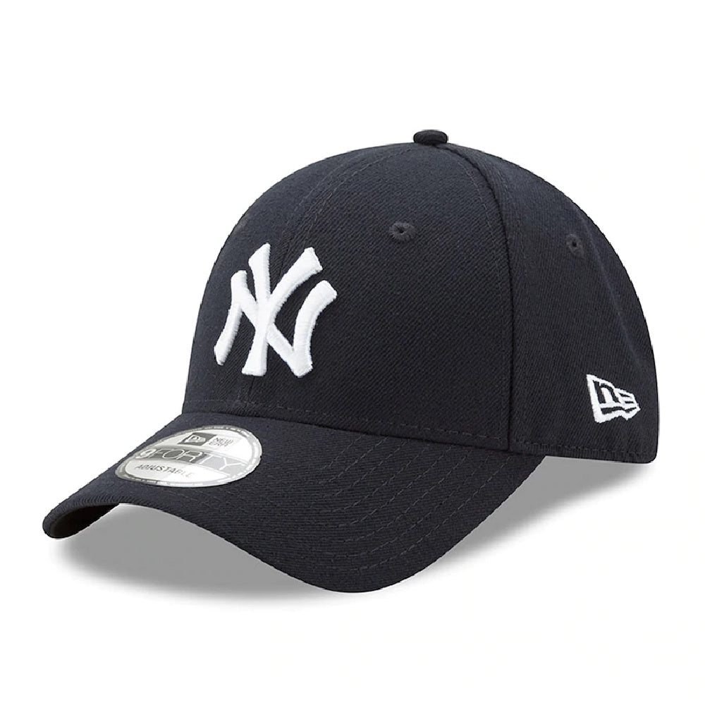 NEW ERA | MENS NEW YORK YANKEES ADJUSTABLE 9FORTY (NAVY)
