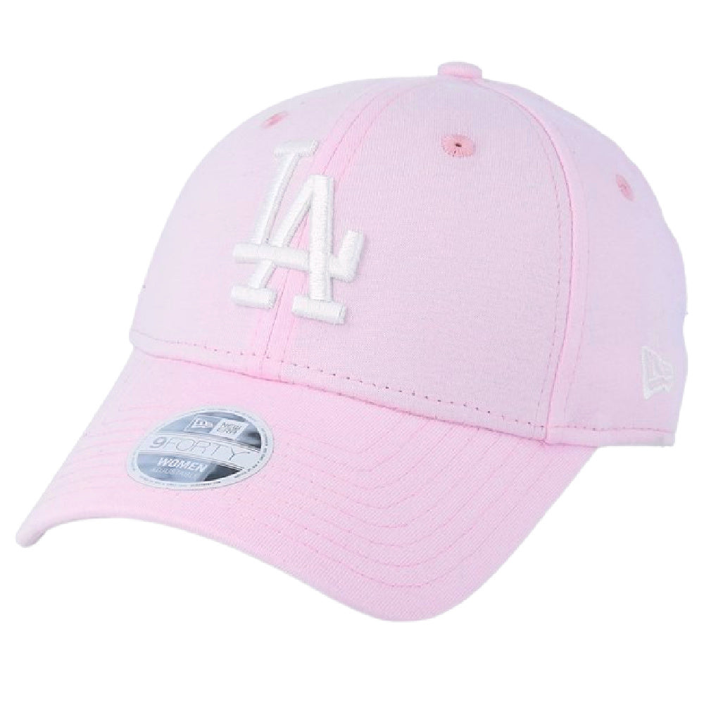 NEW ERA | WOMENS 940 ADJUSTABLE LOS ANGELES DODGERS PINK