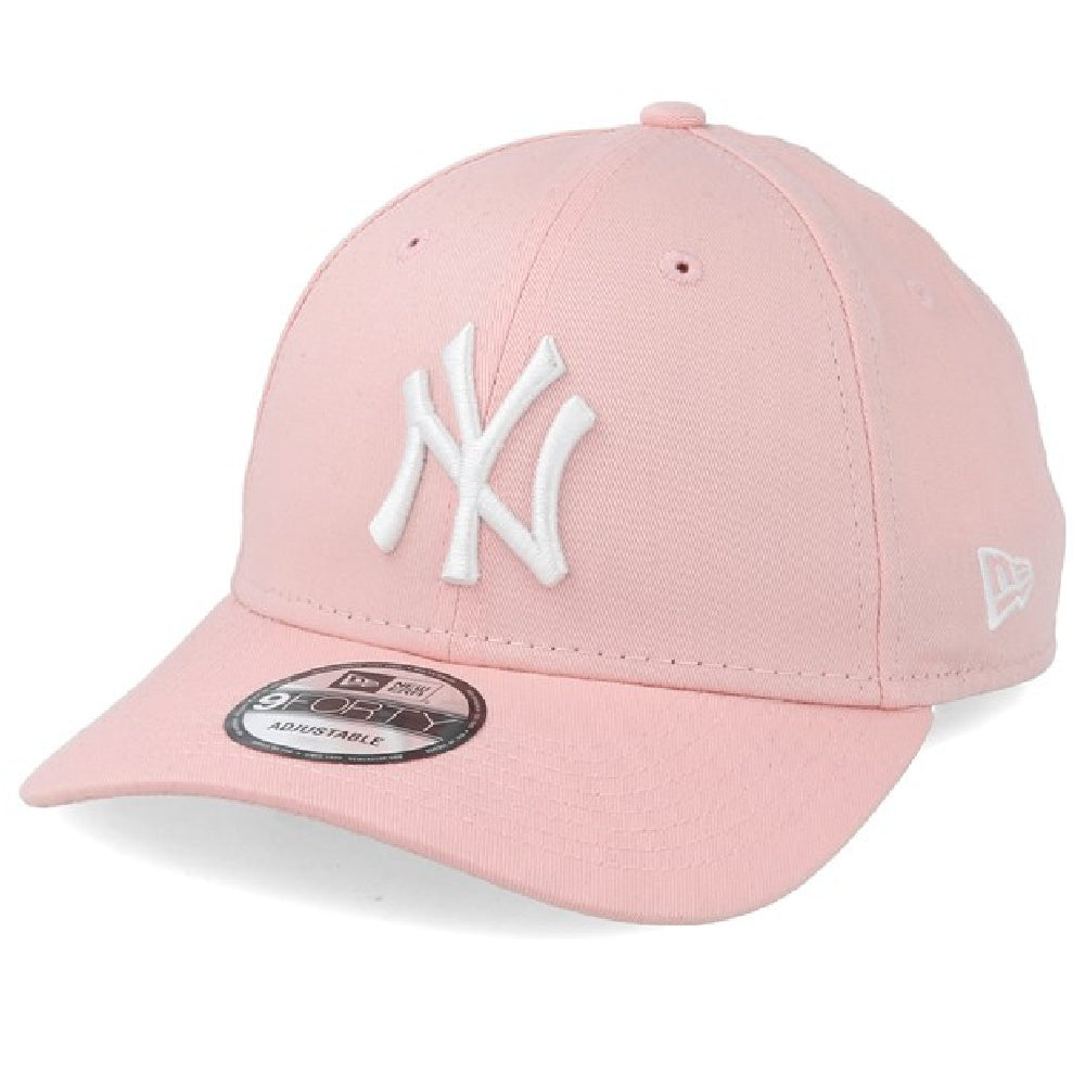 NEW ERA | WOMENS 940 ADJUSTABLE NEW YORK YANKEES PINK