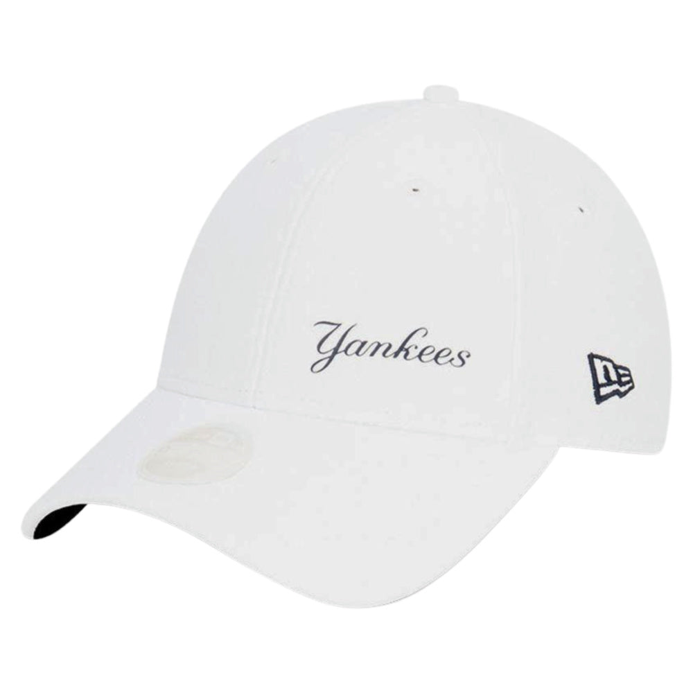 NEW ERA | WOMENS 9FORTY STRAPBACK NEW YORK YANKEES (WHITE/NAVY)