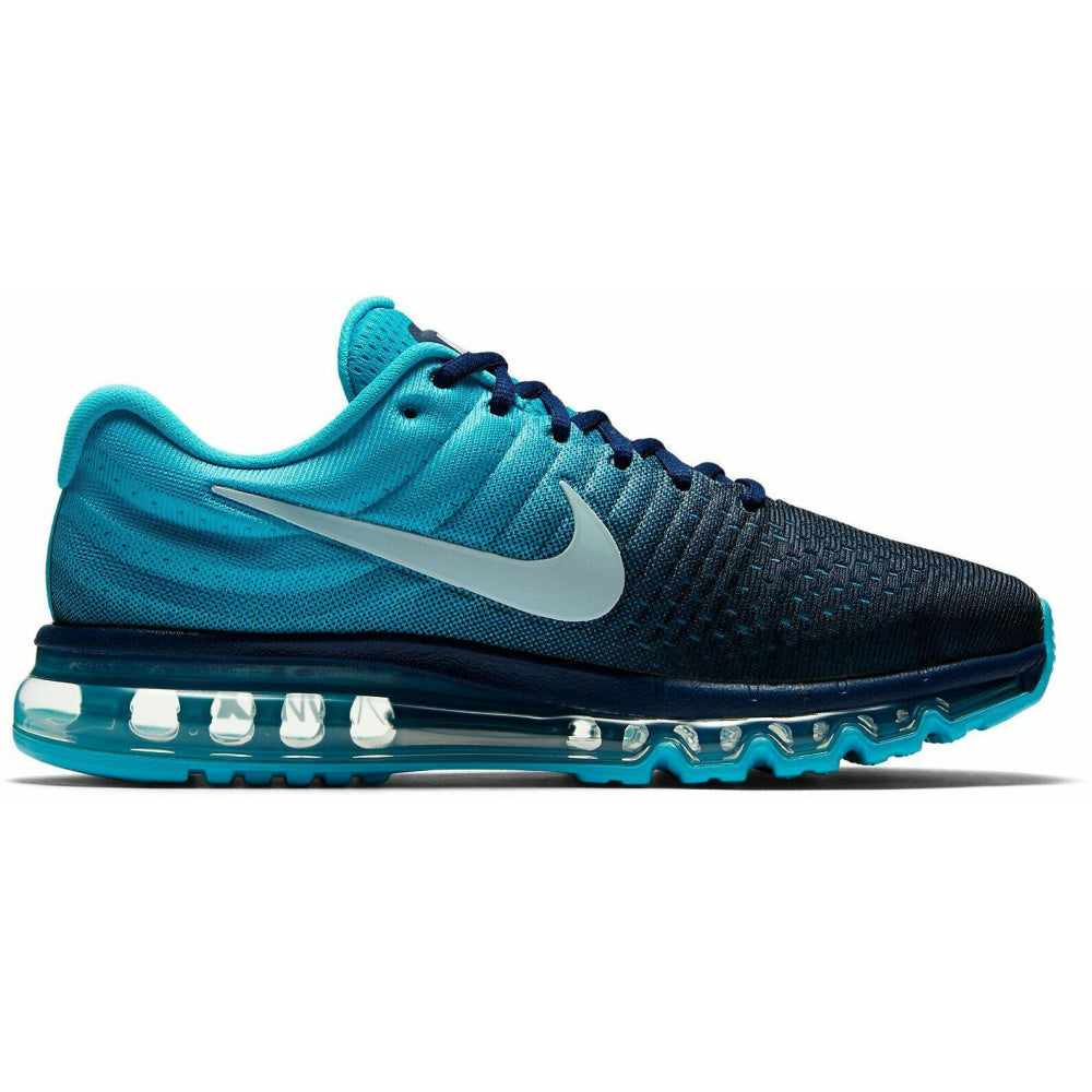 NIKE | MENS AIR MAX 2017 (BINARY BLUE/ GLACIER BLUE)