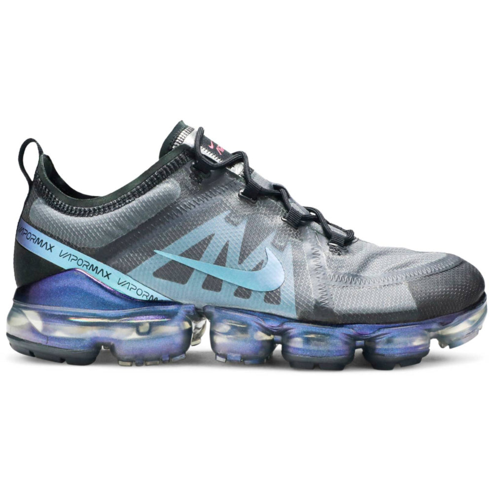 NIKE | MENS AIR VAPORMAX 19 MESH TRAINER (BLACK/MULTI COLOUR)