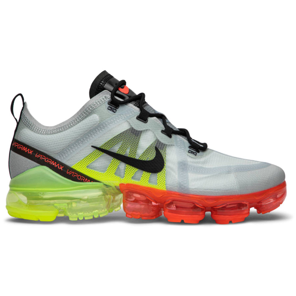NIKE | MENS AIR VAPORMAX 19 MESH TRAINER (PURE PLATINUM/ WHITE VOLT)