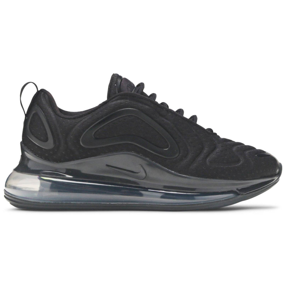 NIKE | WOMENS AIR MAX 720 (BLACK/BLACK ARTHRACITE)