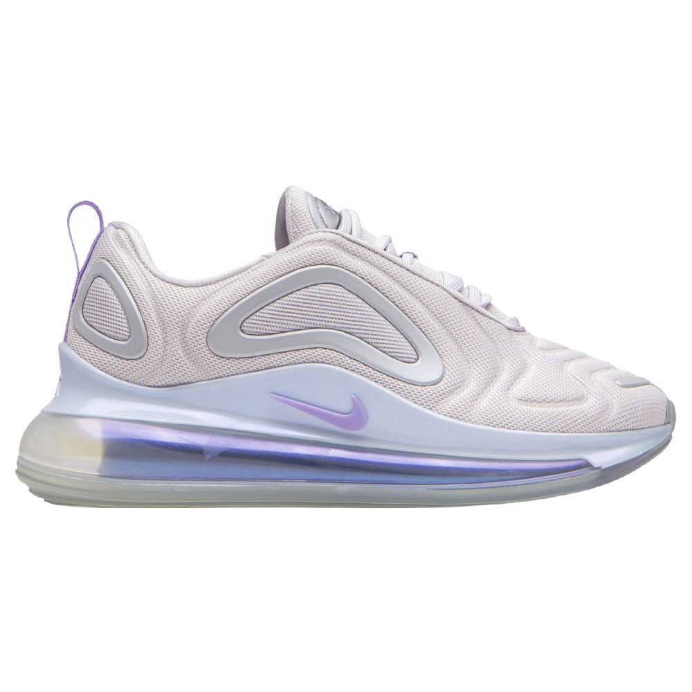 NIKE | WOMENS AIR MAX 720 (VAST GREY/PURPLE AGATE)