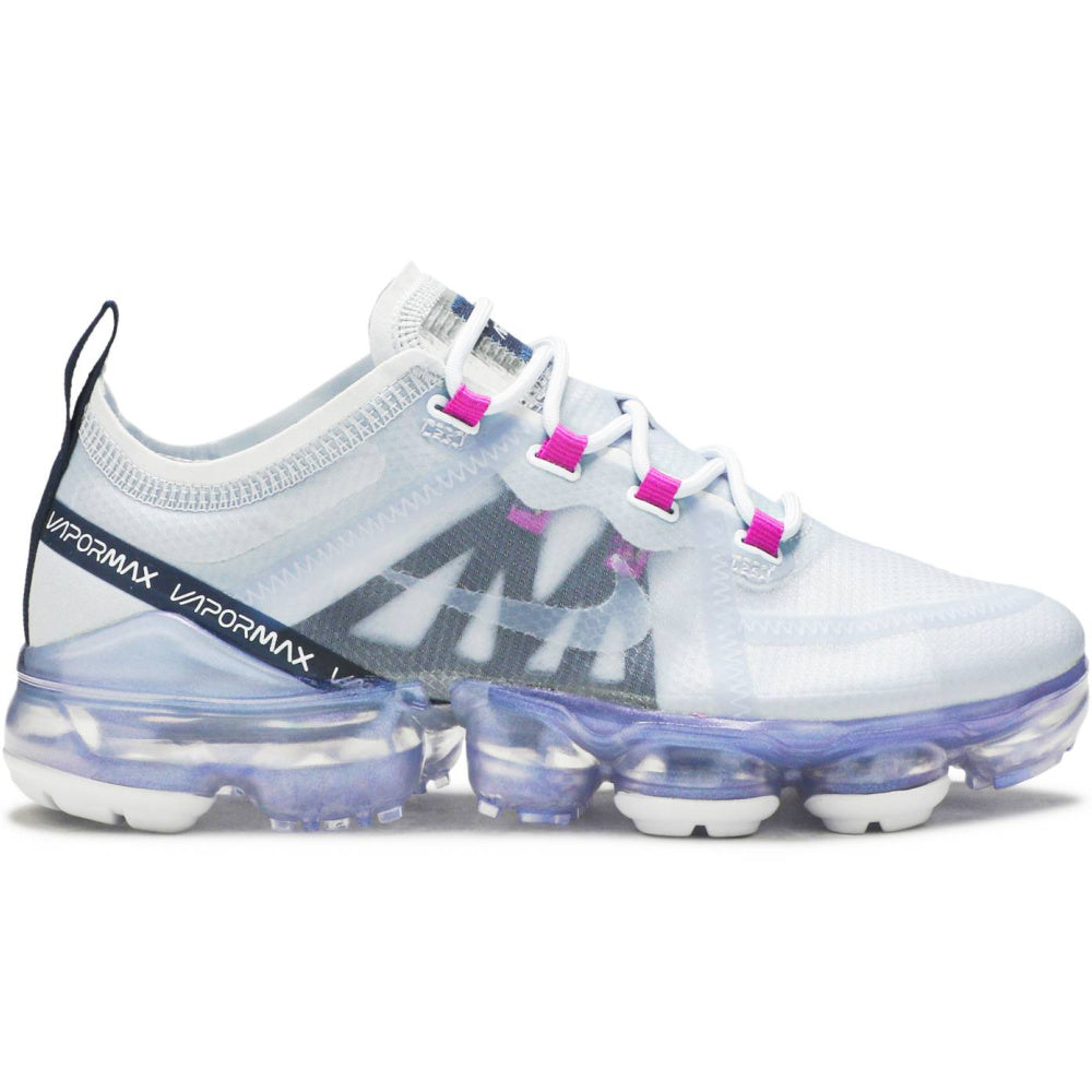 NIKE | WOMENS VAPORMAX 19 TRAINER (FOOTBALL GREY/WHITE OBSEDIAN)