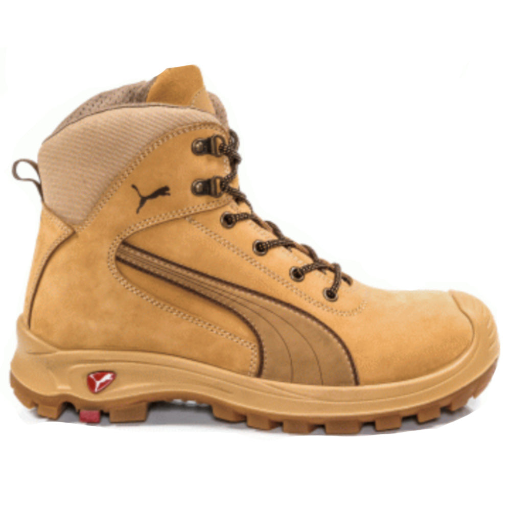 PUMA SAFETY | UNISEX NULLARBOR WORKBOOT (WHEAT)