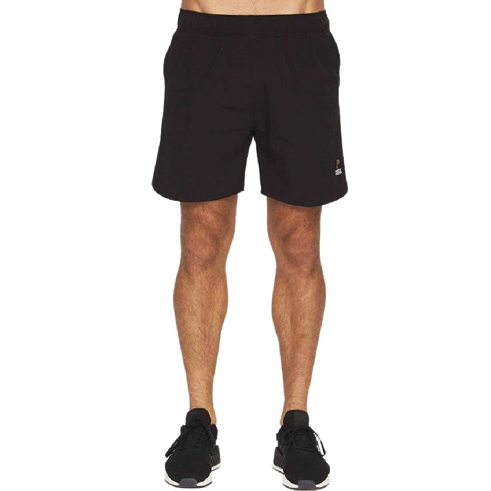 PRIZE FIGHTER | MENS TRAINING 2IN1 SHORT BLACK