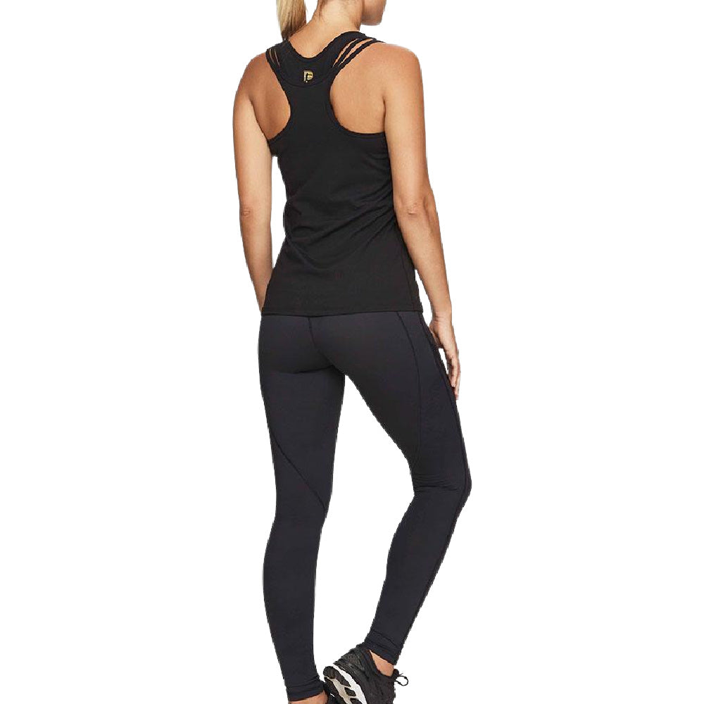 PRIZE FIGHTER | WOMENS TRAINING TOP BLACK