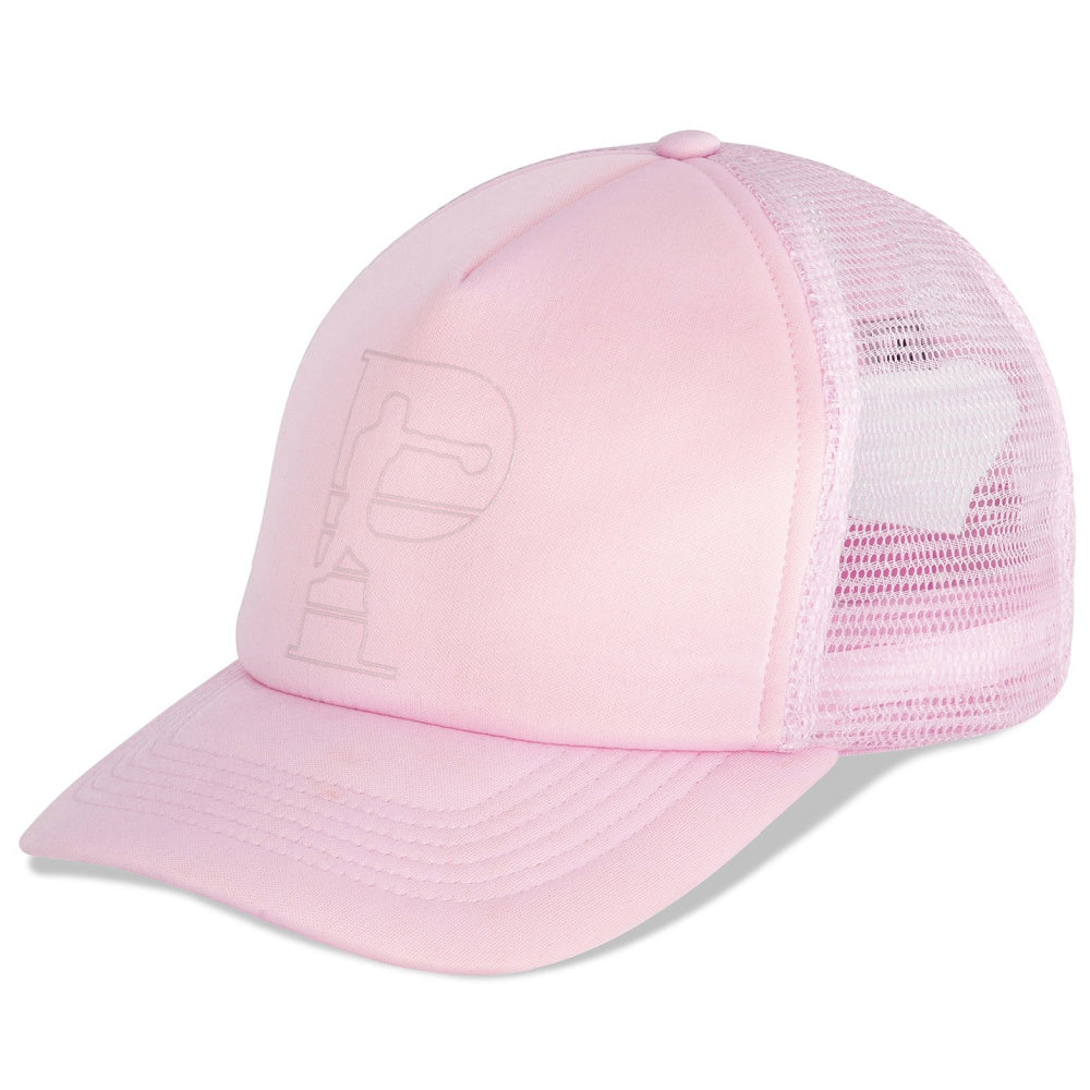 PRIZE FIGHTER | UNISEX TRUCKER CAP PINK