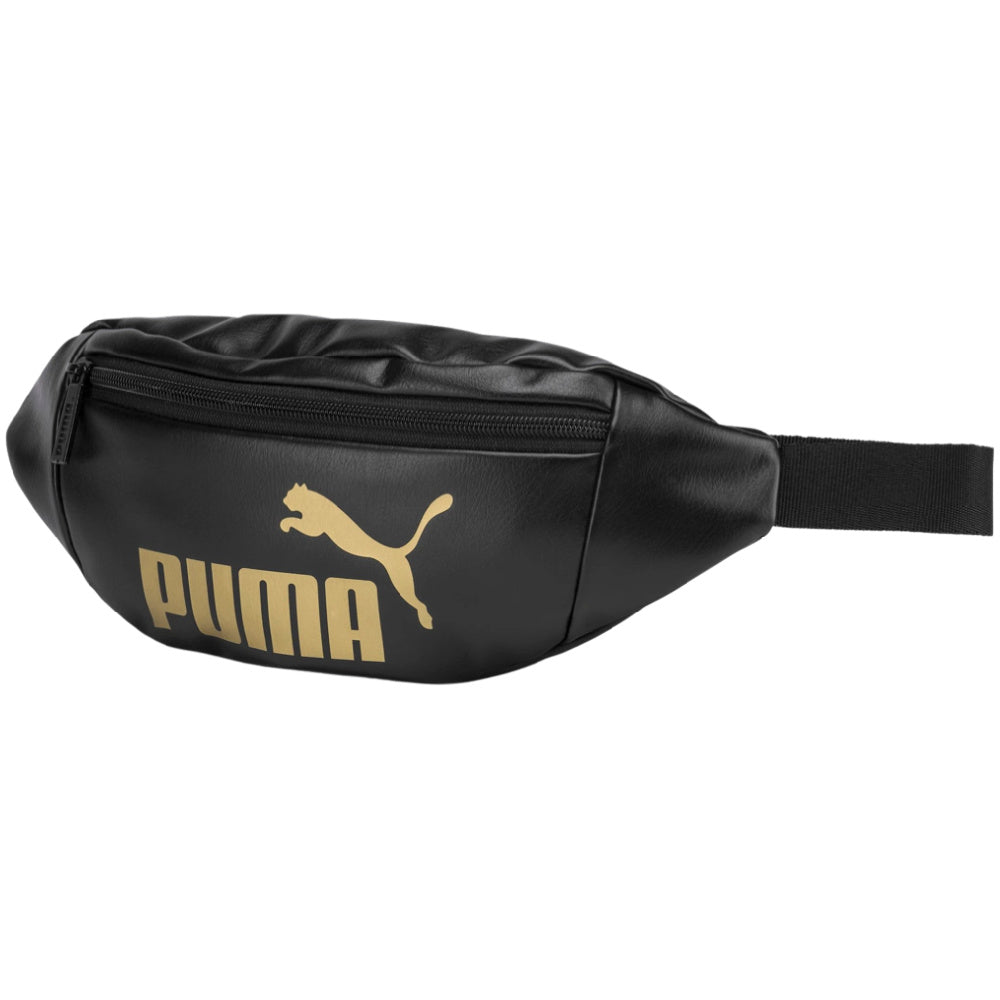 PUMA | CORE UP WAIST BAG BLACK/GOLD
