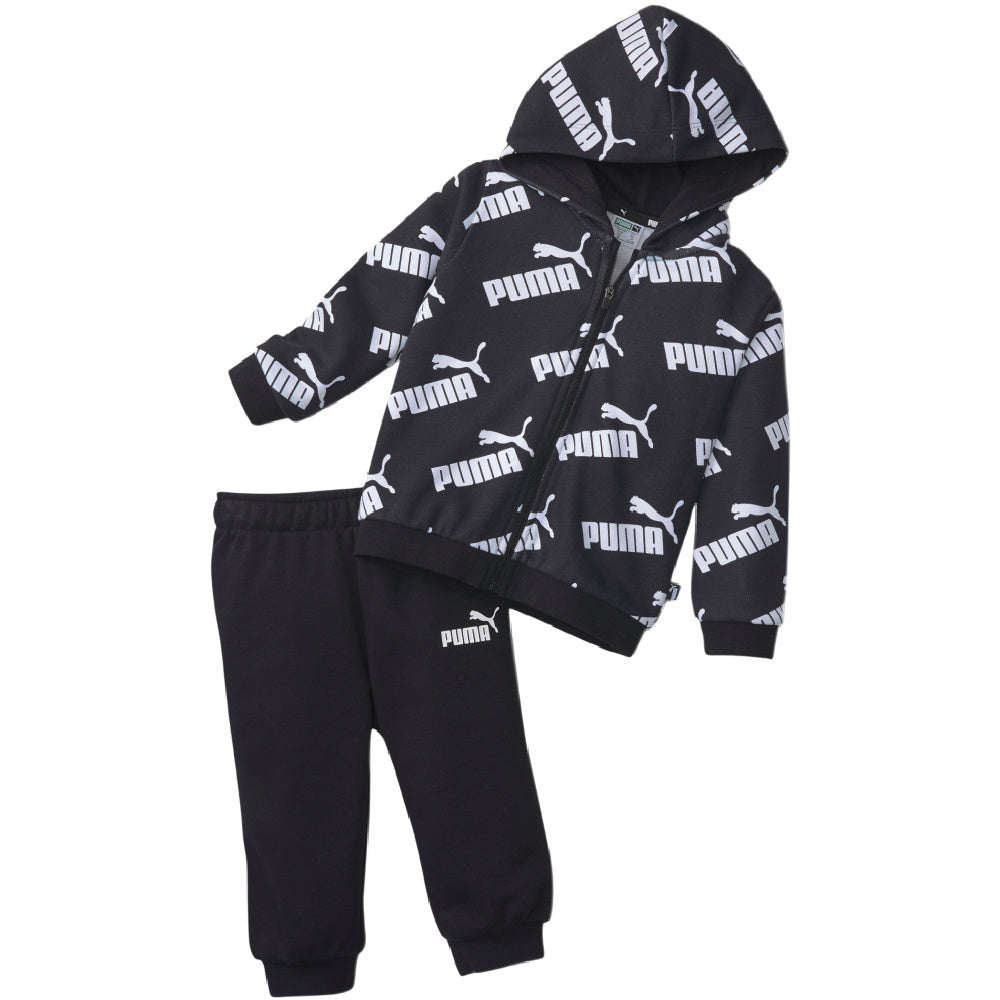 PUMA | INFANT MINICATS AMPLIFIED JOGGER BLACK