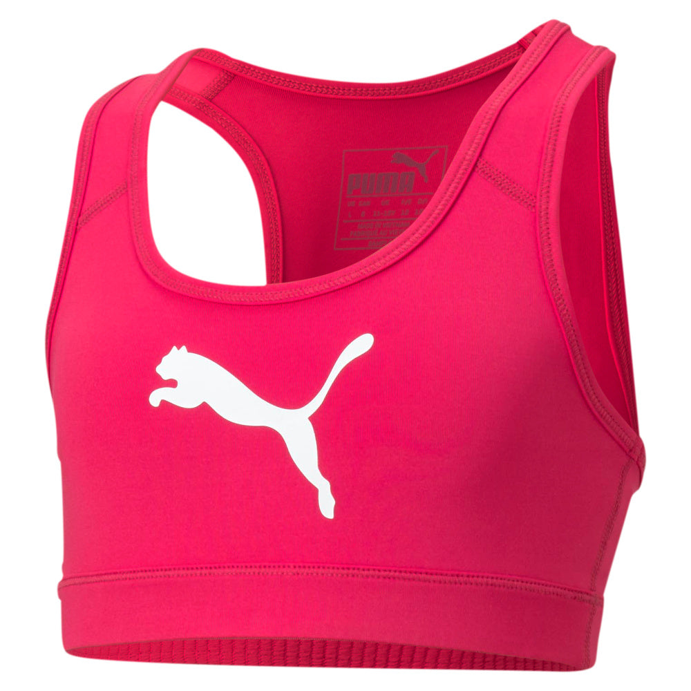 PUMA | GIRLS ACTIVE TOP BRIGHT ROSE