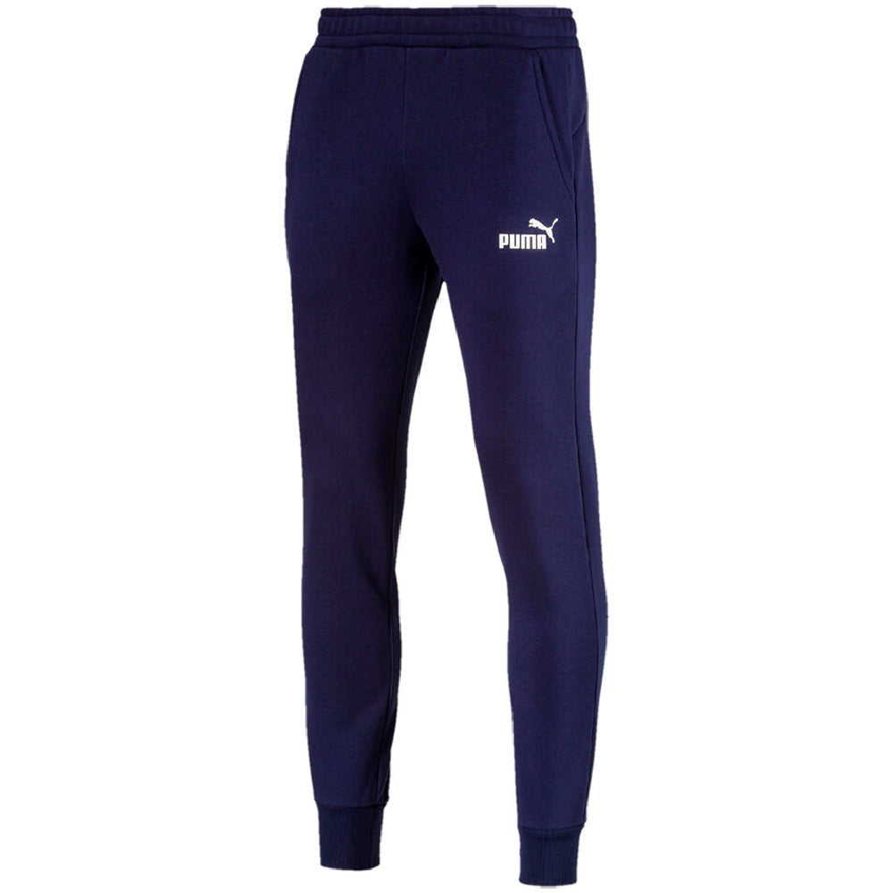 PUMA | MENS ESSENTIALS FLEECE PANTS (PEACOAT)