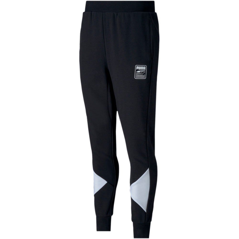 PUMA | MENS REBEL BLOCK ADVANCED PANTS BLACK