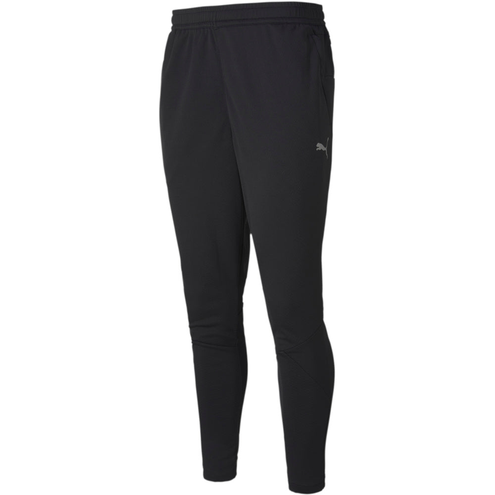 PUMA | MENS TAPERED RUNNING PANT BLACK