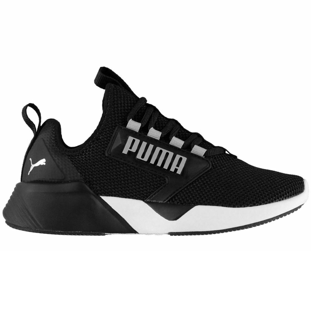 PUMA | WOMENS RETALIATE BLACK/WHITE