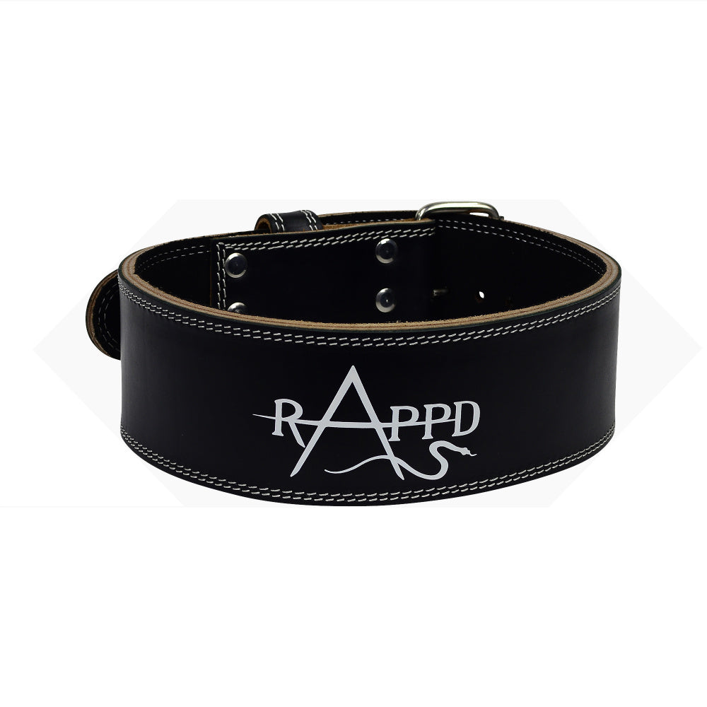 RAPPD | CLASSIC POWERLIFTING BELT (SINGLE PRONG)