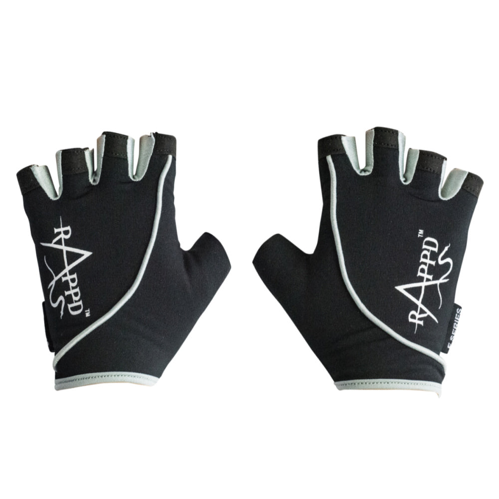 RAPPD | MENS F SERIES GLOVES (GREY)