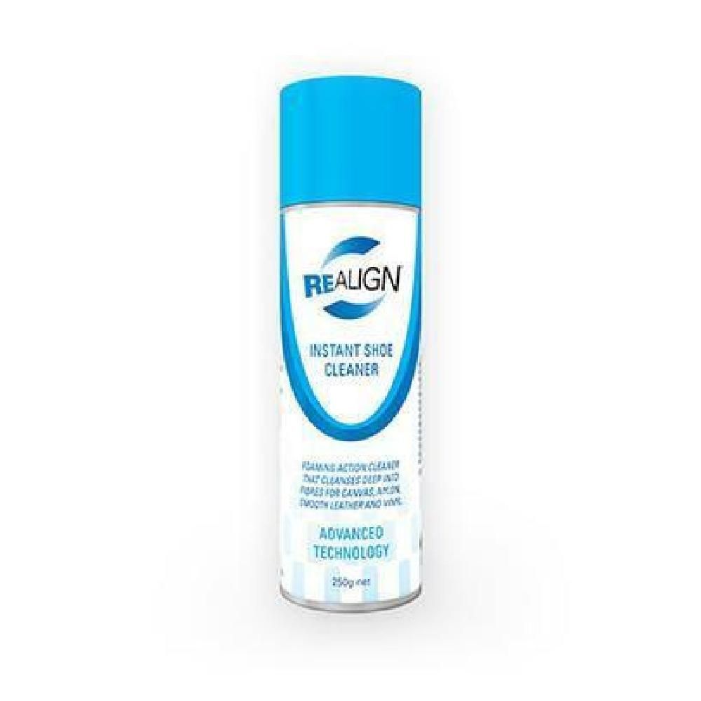REALIGN | INSTANT SHOE CLEANER + WATER & STAIN PROTECTOR