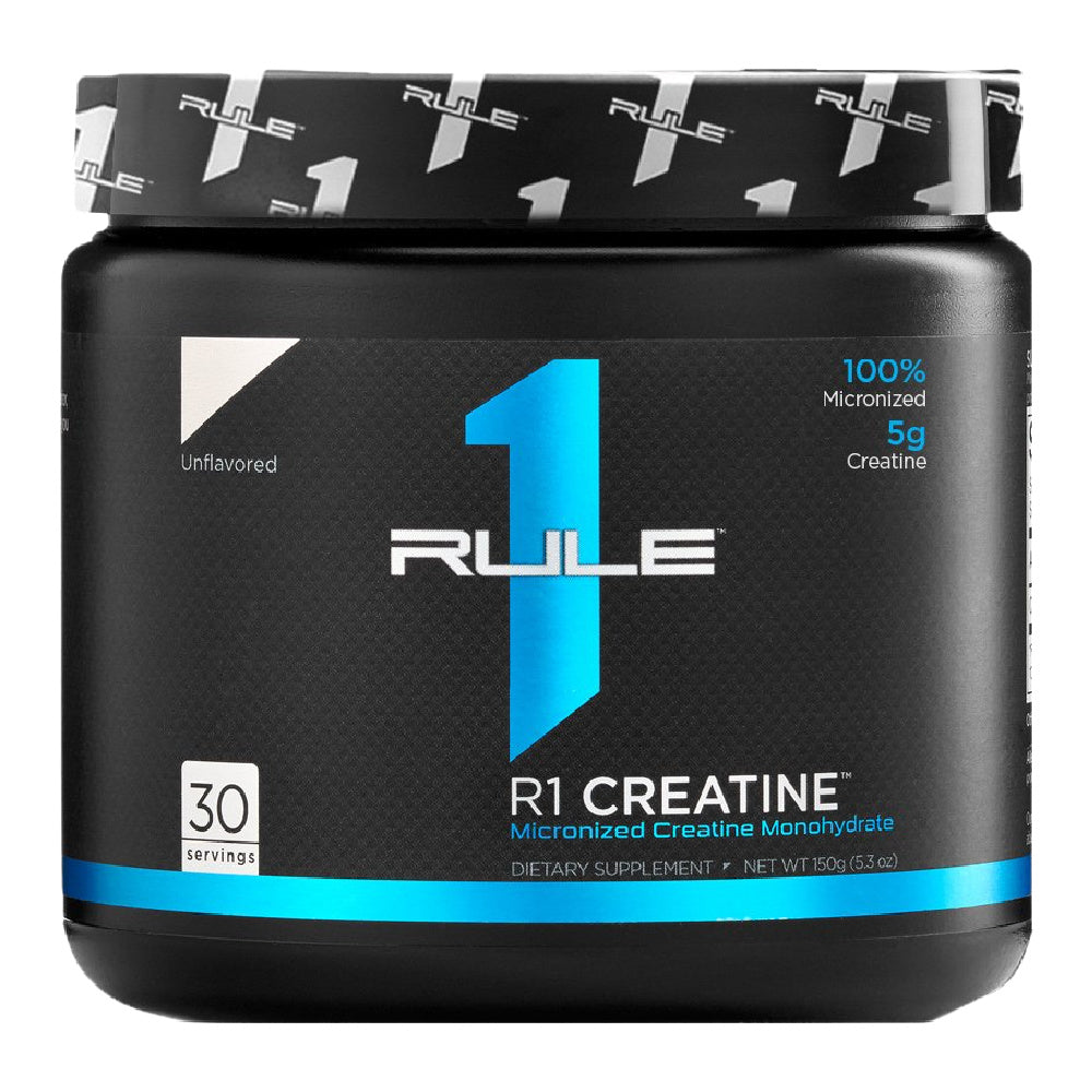 RULE 1 | R1 CREATINE 30 SERVES 150G (UNFLAVOURED)