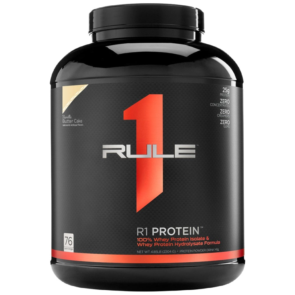 RULE 1 | R1 PROTEIN ISOLATE 2.2 KG (76 SERVINGS)