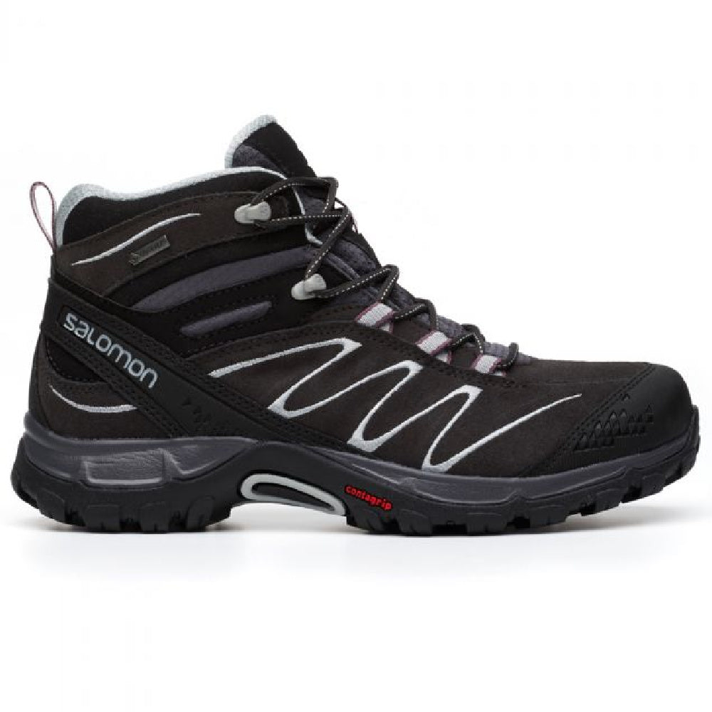 SALOMON | WOMENS ELLIPSE MID LTR GTX ASPHALT