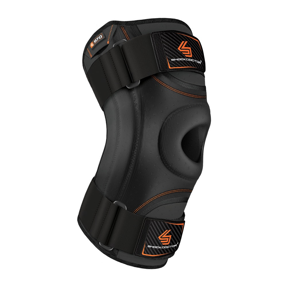 SHOCK DOCTOR | ADULTS KNEE STABILIZER/SUPPORT STAYS
